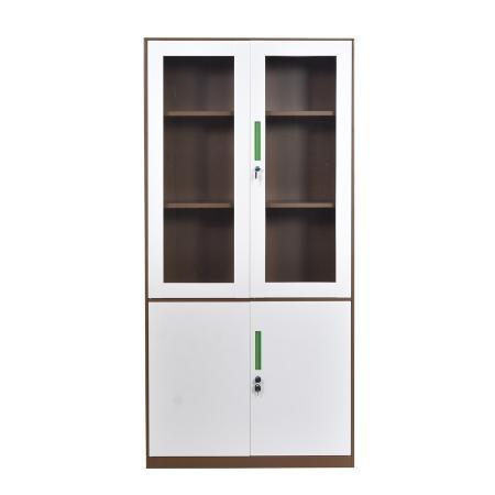 美迪wj10玻璃大器钢制文件柜