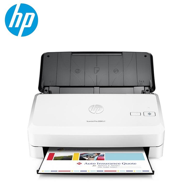 惠普HP ScanJet Pro 2000 s1